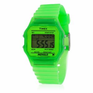 montre-timex-vert