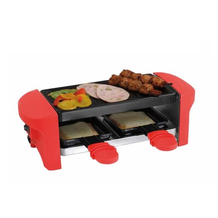 appareil raclette 2 personnes twees. Black Bedroom Furniture Sets. Home Design Ideas