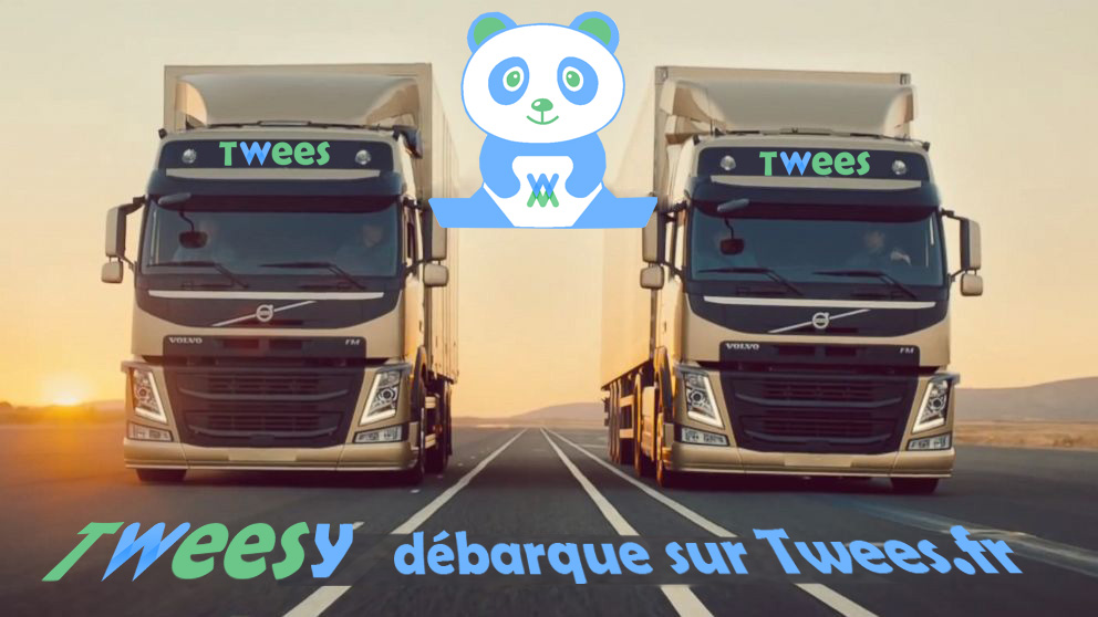 tweesy-arrive