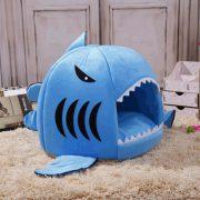 niche-requin-pour-chien-chat-2