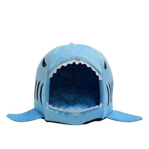 niche-requin-pour-chien-chat